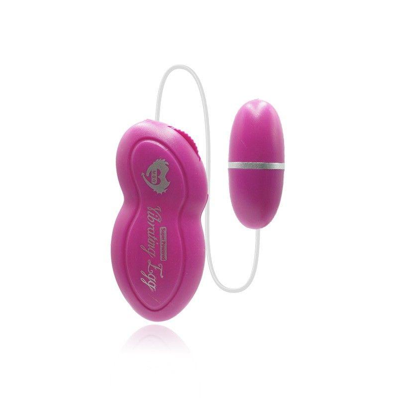 Cápsula Vibratória EGG - Rosa
