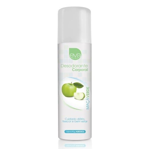 Desodorante Íntimo Aroma Maça Verde 166ml - Eva