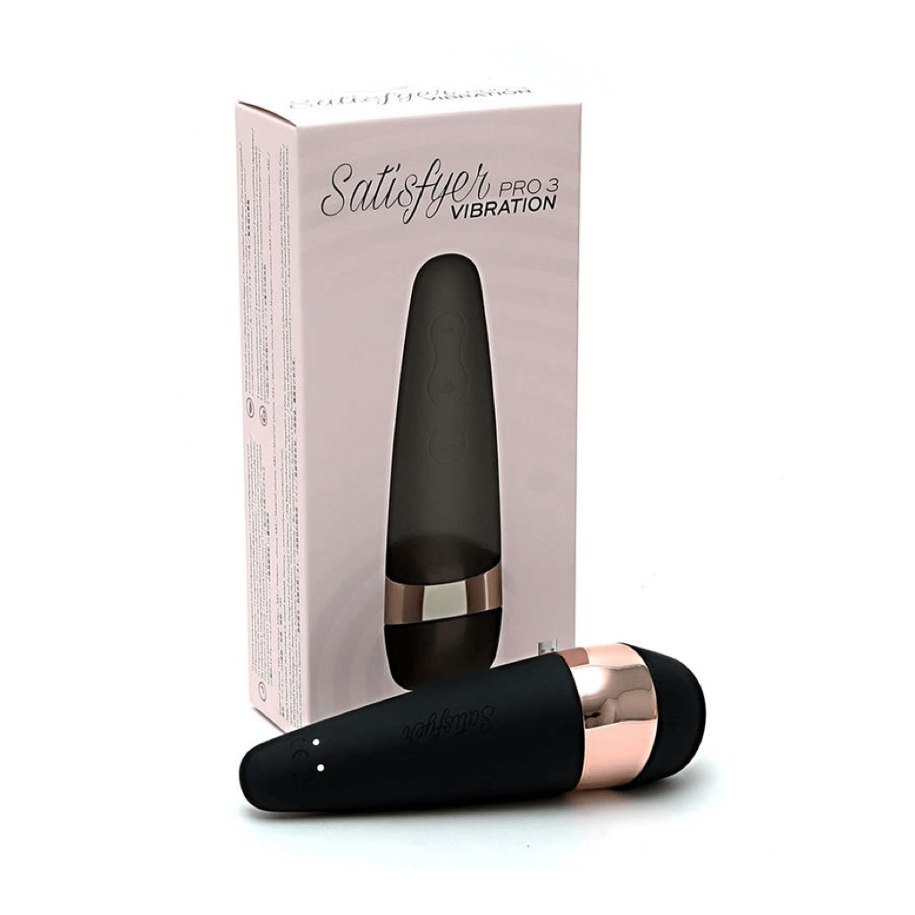 Estimulador de Clitóris Satisfyer Pro 3 Vibration