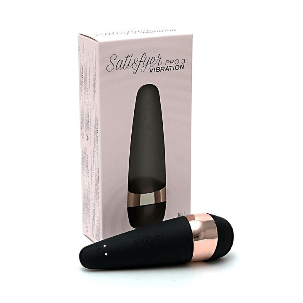 Estimulador de Clitóris Satisfyer Pro 3 Vibration