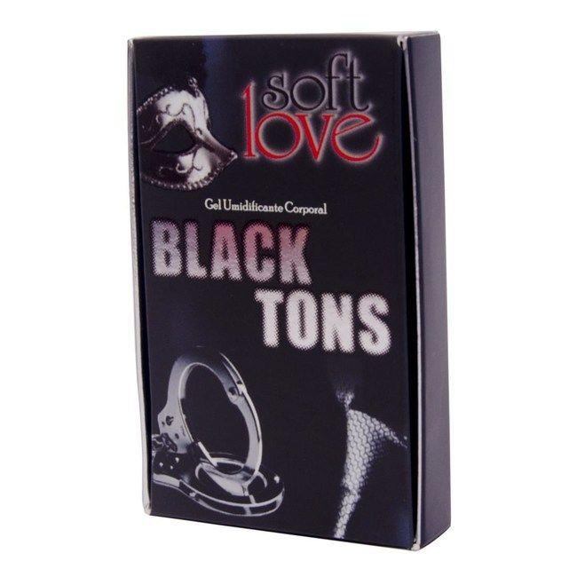 Excitante Feminino Black Tons - Soft Love