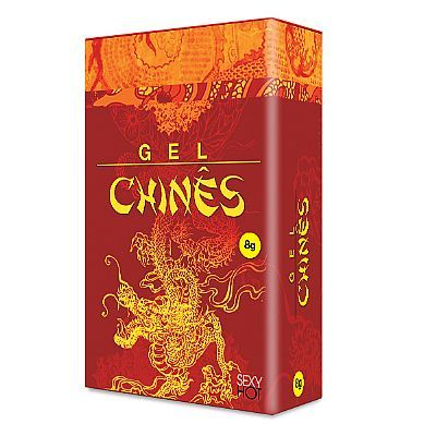 Gel Chinês Excitante 8 gr - Sexy Hot