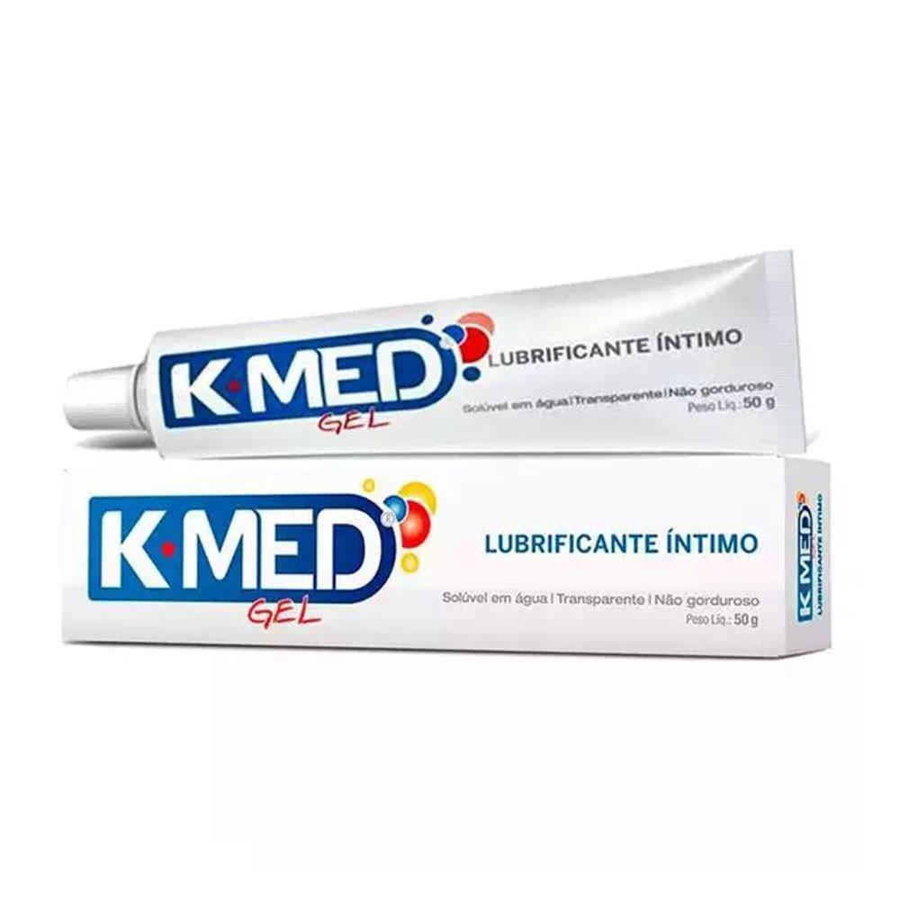 Gel Lubrificante Íntimo K-Med 50G- Cimed