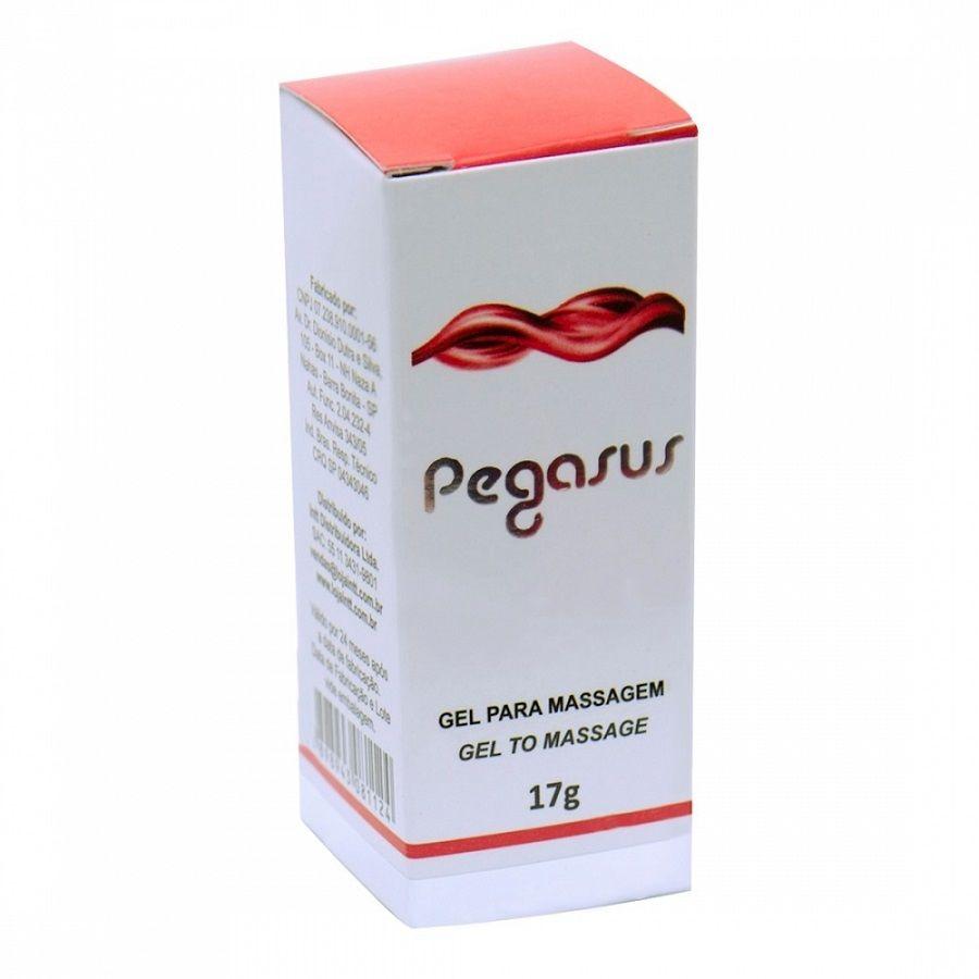 Gel Masculino Pegasus 17gr - INT