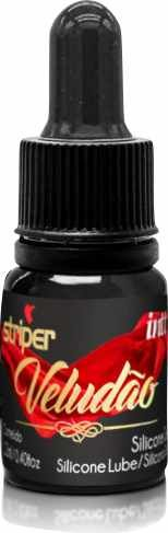 Gel Siliconado Striper Veludão 12ml - Intt