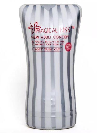 Masturbador Lanterna Vagina -  Soft Tube - Magical Kiss