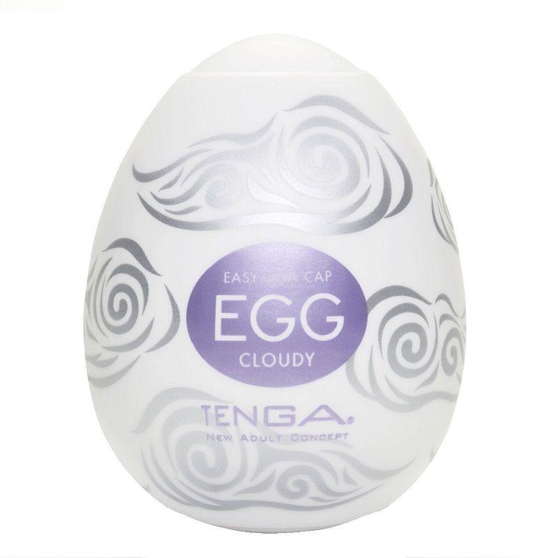 Tenga Egg Cloudy Masturbador Masculino - Tenga Original