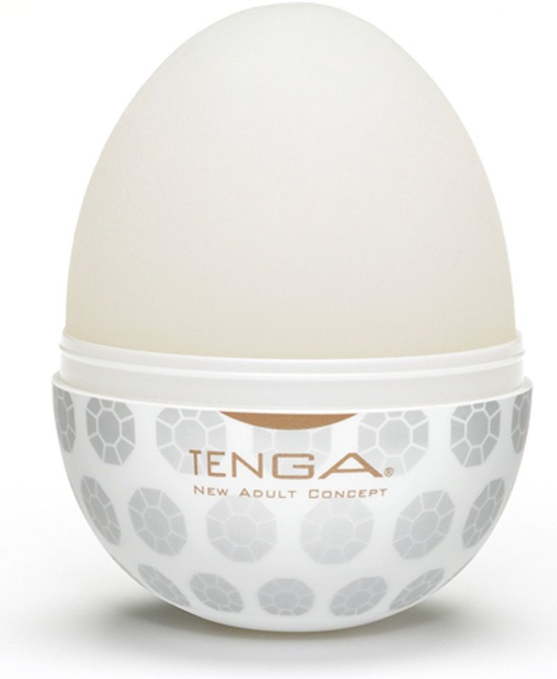 Tenga Egg Crater Masturbador Masculino - Tenga Original