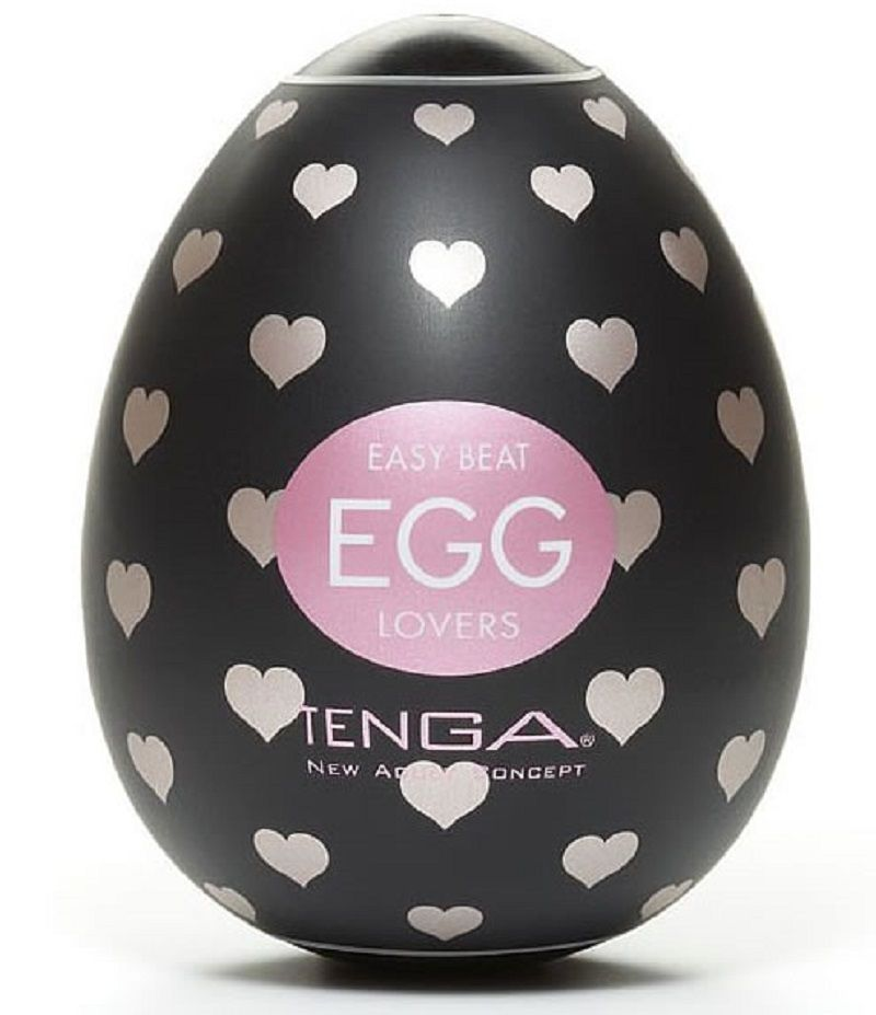 Tenga Egg Lovers Masturbador Masculino - Tenga Original