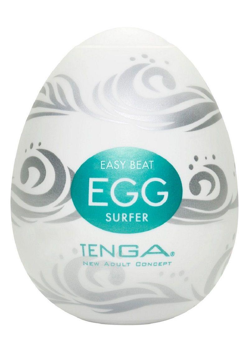 Tenga Egg Surfer Masturbador Masculino - Tenga Original