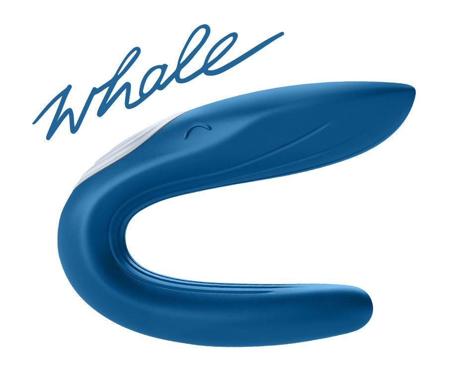 Vibrador para Casal Partner Whale