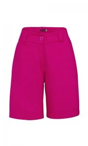 Bermuda Social Feminina Sarja Rosa Pink