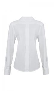 Número 11 - Camisa Virada Tricoline Branca