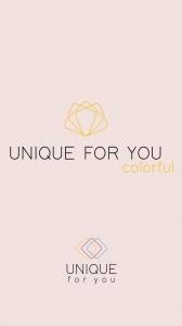 UNIQUE FOR YOU COLORFUL