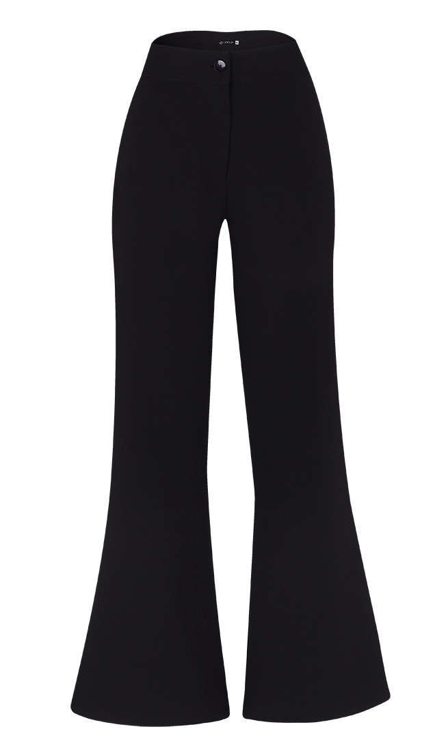 Calça Pantalona Alfaiataria Preto
