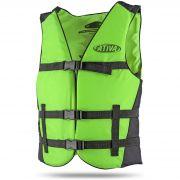 Colete Salva Vidas Auxiliar De Flutuação Jt Ativa Canoa 80kg