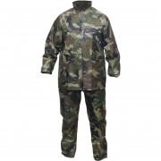 Conjunto Calça Jaqueta Impermeáveis Camuflado Scott Ntk Gg