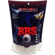 Esfera Plástica Bbs Brasil Equipamentos 0,25 Gr 6 mm 3000 Un
