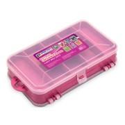 Estojo Organizador 2 Em 1 Lady Box 3202