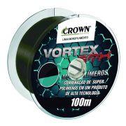 Linha Crown Vortex Gtx 0,43 Mm 100m