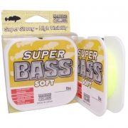 Linha Marine Sports Super Bass Soft Amarelo 0,40mm 250m