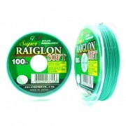 Linha Marine Sports Super Raiglon Soft 0,52mm - 19,32kg