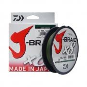 Linha Multifilamento Daiwa J-Braid X8