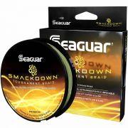 Linha Multifilamento Seaguar Smackdown 028 037 040 Verde