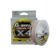 Linha Multifilamento  YGK G-Soul Upgrade PE X4
