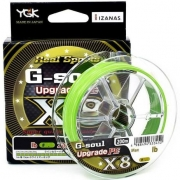 Linha Multifilamento YGK G-Soul Upgrade PE X8