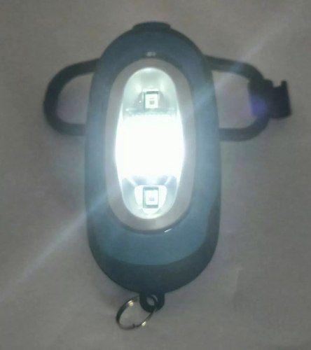 Lanterna Segurança Bike Led Cob 3 Leds Light 80 Lumens 5658
