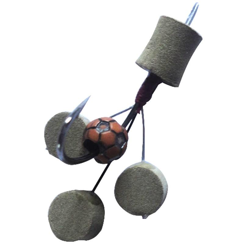 Antena Sorato Para Pacu Flutuante Articulada 3 E.v.a.
