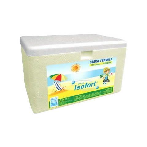 Caixa Termica De Isopor 021 Litros Isofort