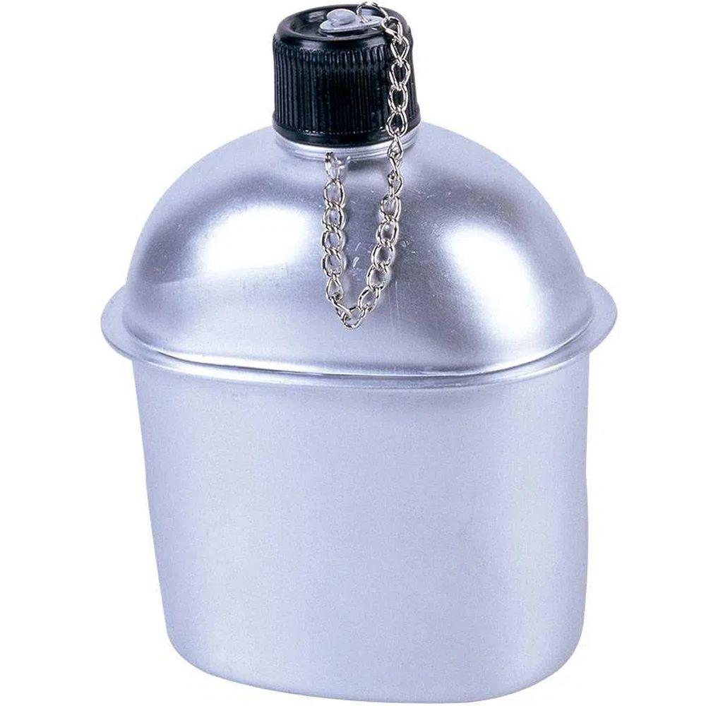 Cantil De Aluminio Nautika 900 Ml Preto