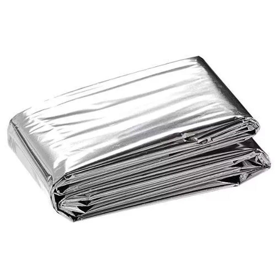 Cobertor De Emergencia Em Aluminio Echolife