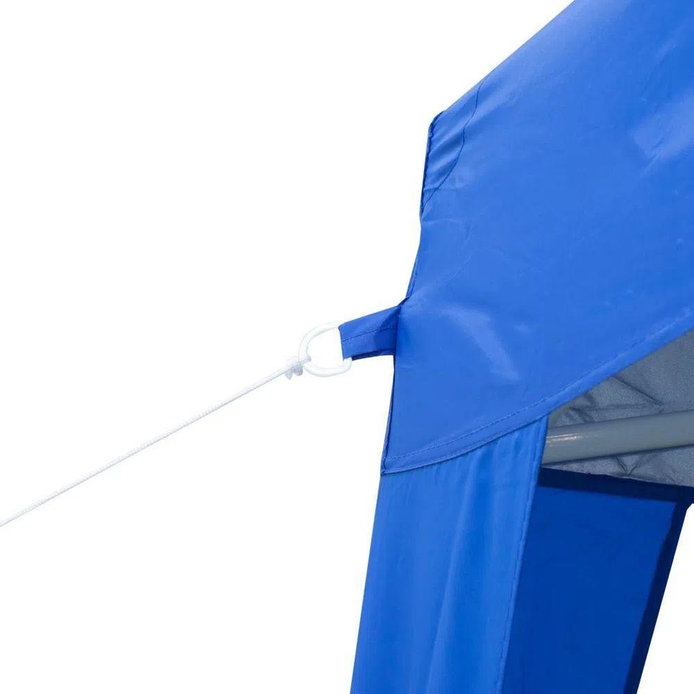 Gazebo Nautika Duxx Azul 3x3