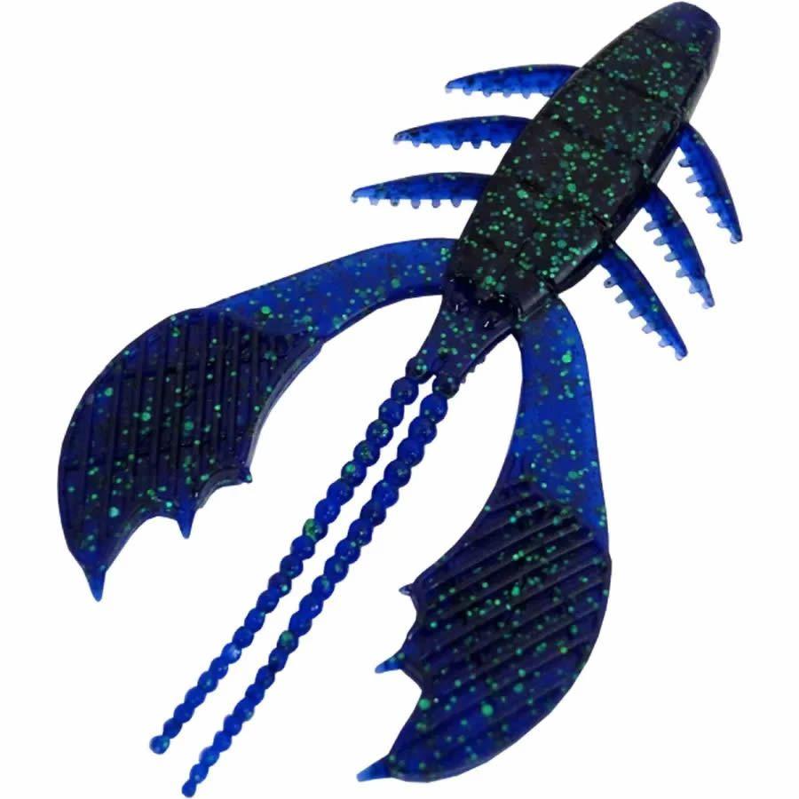 Isca Yara Cray Fish 10 Cm C/ 5 Unidades