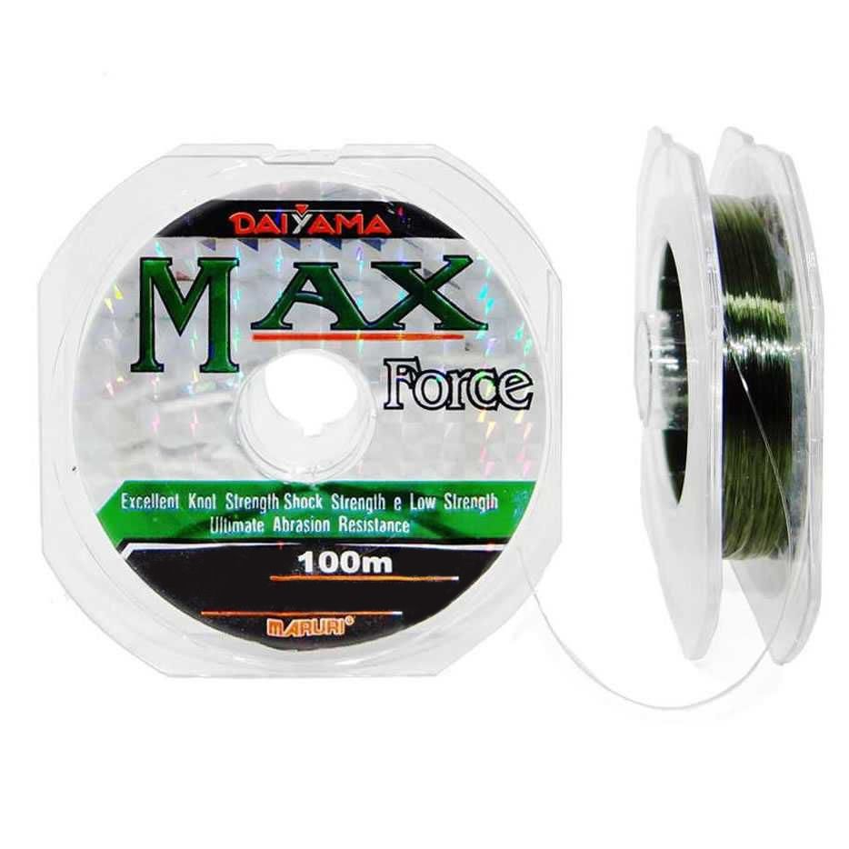 Linha Maruri Max Force 100 m