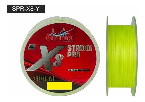 Linha Multifilamento Strong Pro 8x