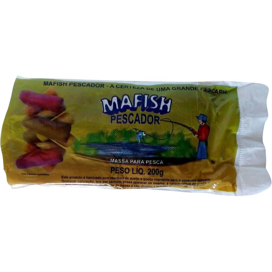 Massa Q-jão/queijo Fididinha P/ Tambacú Pacú Mafish