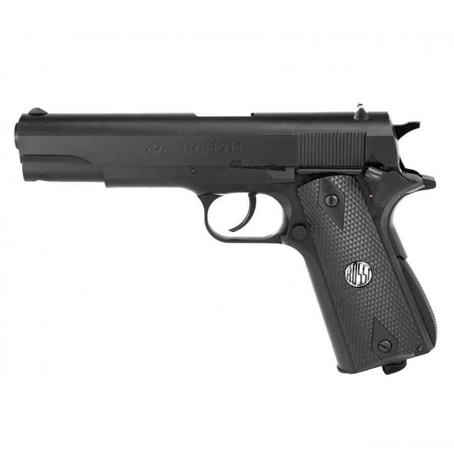 PISTOLA AIRGUN ROSSI CO2 WINGUN W125B 4.5MM