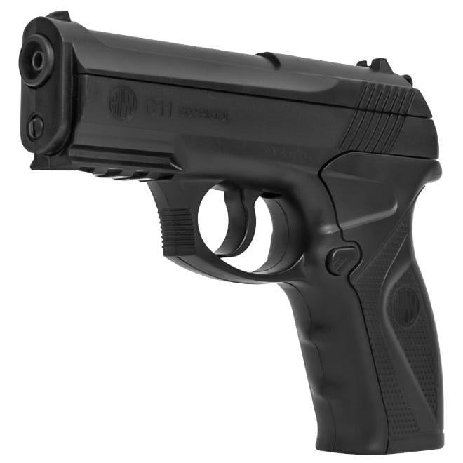 Pistola Airgun Wingun C11 Co2 4.5 Mm