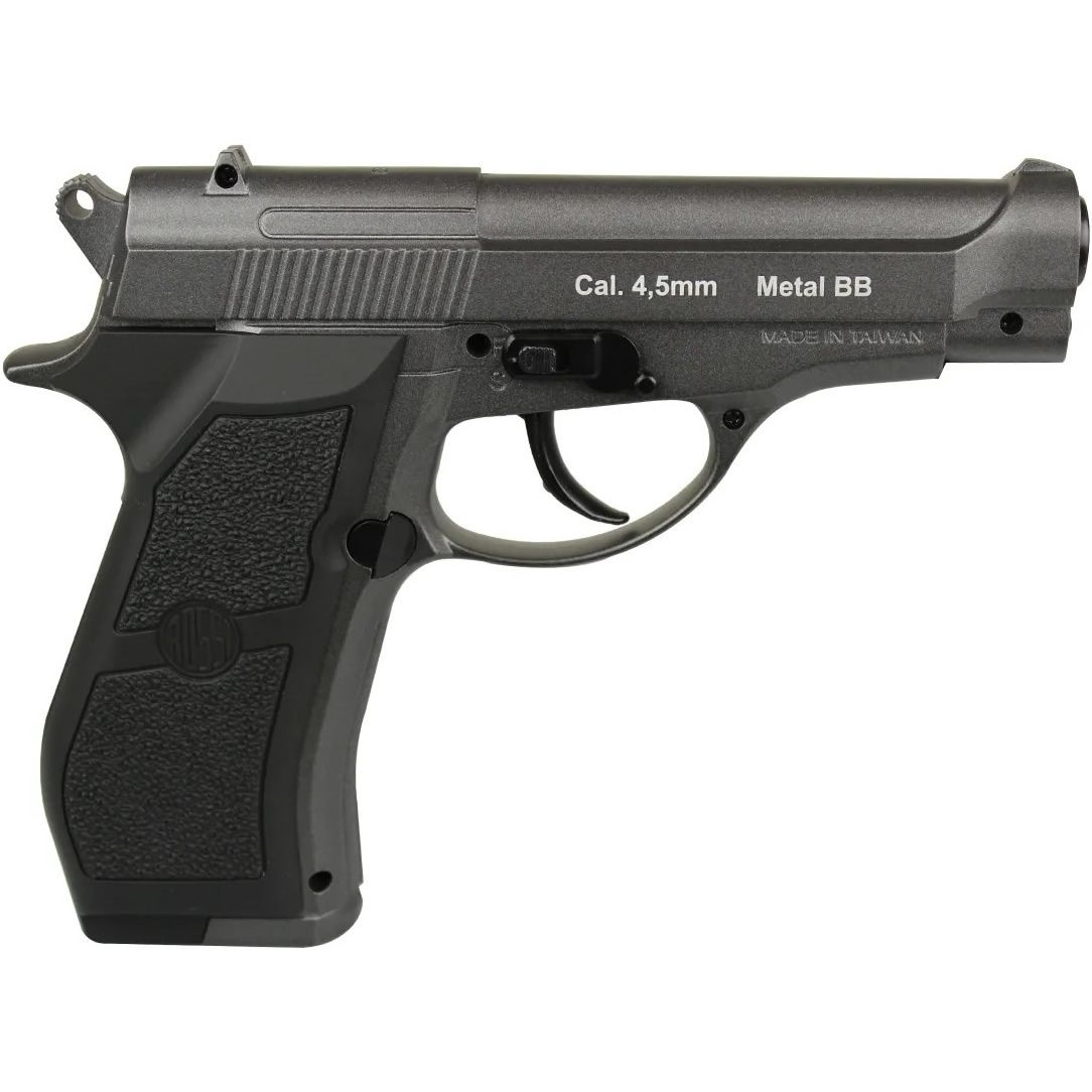 Pistola Airgun Wingun W301 Metal Co2 4.5 Mm