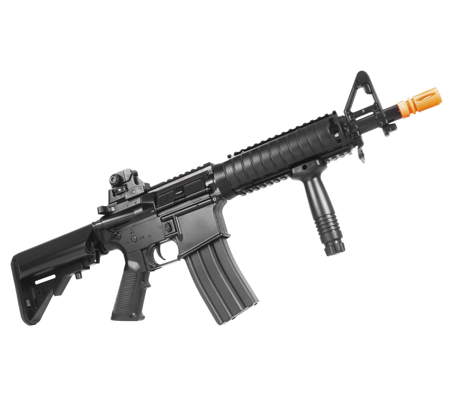 Rifle Airsoft M4 CQB H. (CM176) Elétrica 6 mm