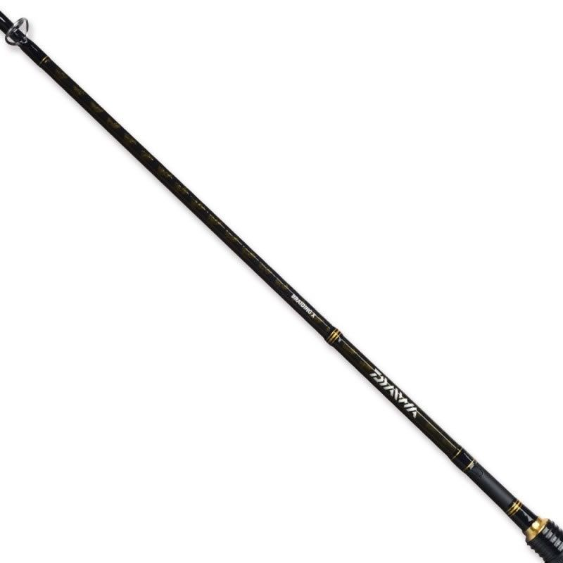 Vara Daiwa Carretilha Aird X 1.83 m 10-25 lbs