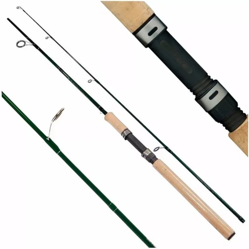 Vara Lumis Molinete Infinity 1.83 m 04-12 lbs 2 Partes Green