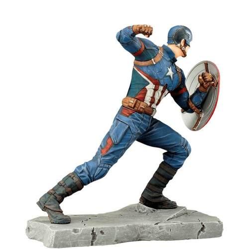 Capitão América e Homem De Ferro - Artfx+ Kotobukiya