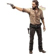 Rick Grimes Deluxe The Walking Dead - Mcfarlane Toys