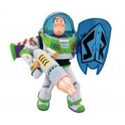 Boneco Falante Buzz Lightyear Com Escudo - Toyng