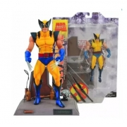 Wolverine X-Men Marvel Diamond Select